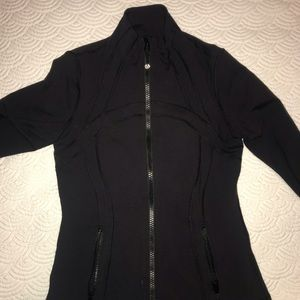 Lululemon Define Black Jacket - Size 6